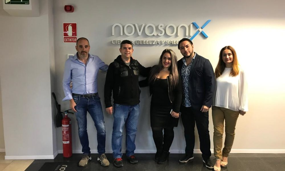 Novasonix y AllA Medical Group en Chile